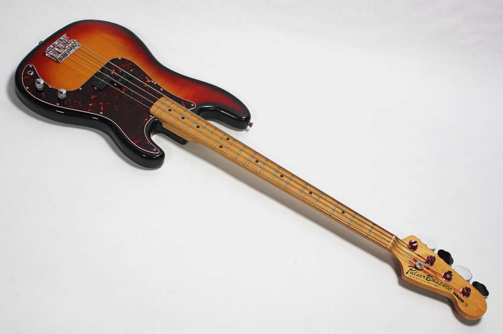 Yamaha Pulser 400 Precision Bass Sunburst - Japan Vintage